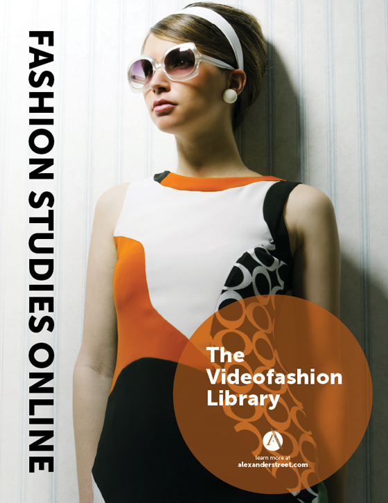 Fashion Studies Online Brochure Cover