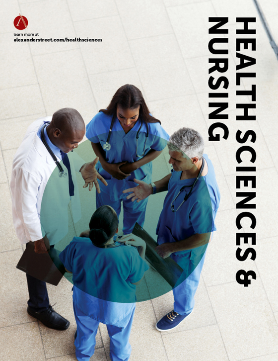 Nursing Brochure Cover