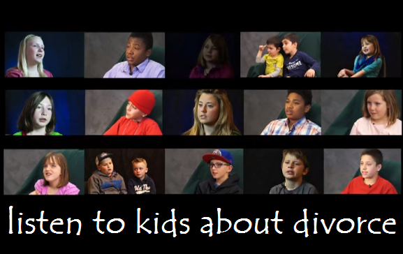 Listen to Kids About Divorce