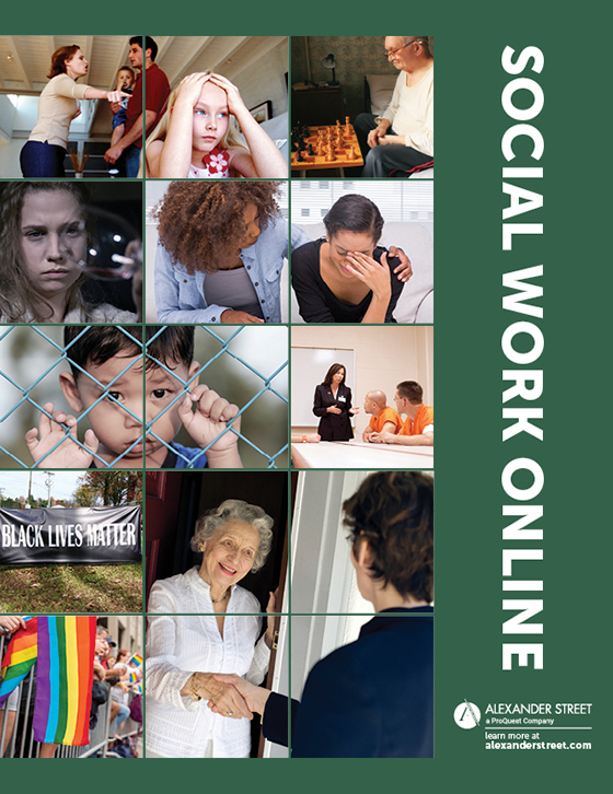 Browse Social Work Titles
