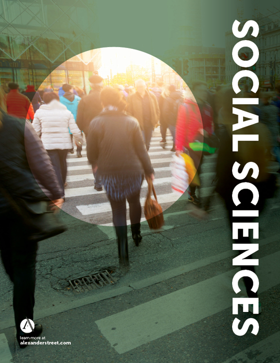 Social Sciences Brochure Cover