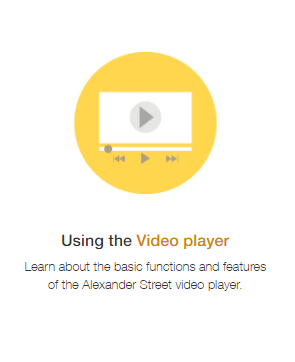 Tips on How to Use the Video Player