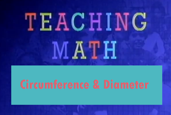 Teaching Math: Pi Day: Circumference & Diameter