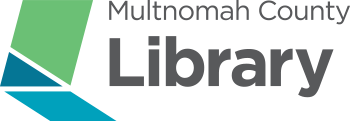 multnomah library logo