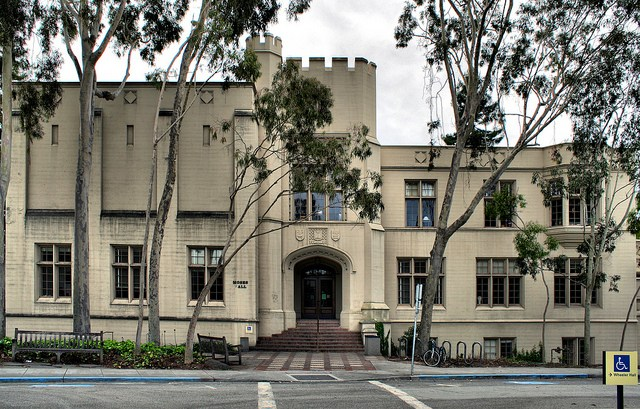 Moses Hall, UC Berkeley