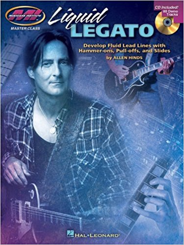 Liquid Legato Book/CD (Musicians Institute: Master Class)