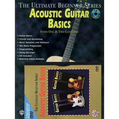 Ultimate Beginner Mega Pak, Acoustic Guitar Basics Mega Pak (The Ultimate Beginner)