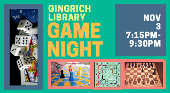 Game Night Promo