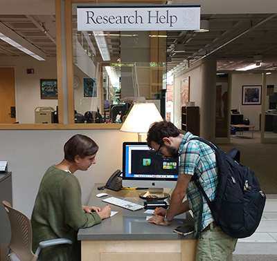 Watzek Library Research Services's picture