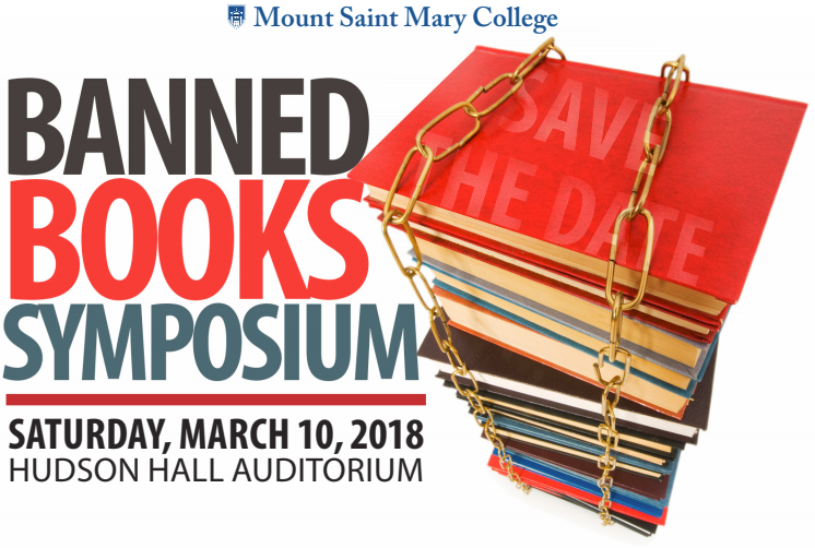 Banned Books Symposium at Mt St Mary ollege