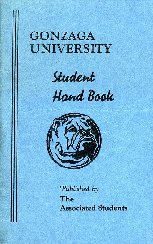"""Student Hand Book"", 1948-1949"