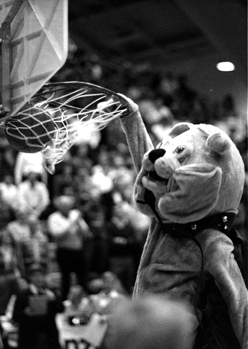 Dunk it Spike! circa 1986