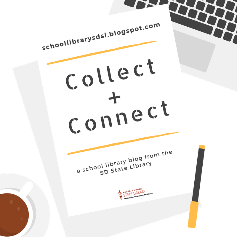 Collect_Connect - A School Library Blog from SDSL