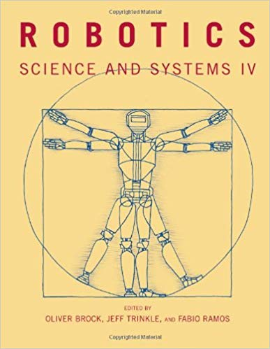 Robotics: Science and Systems