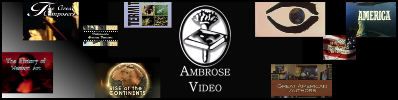 Banner image for the Ambrose Digital video streaming database