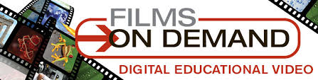 Banner for Films on Demand Digital Educational Video