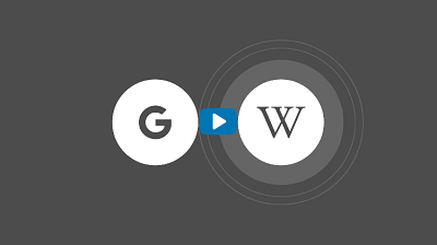 Video about beginning research with Wikipedia and Google