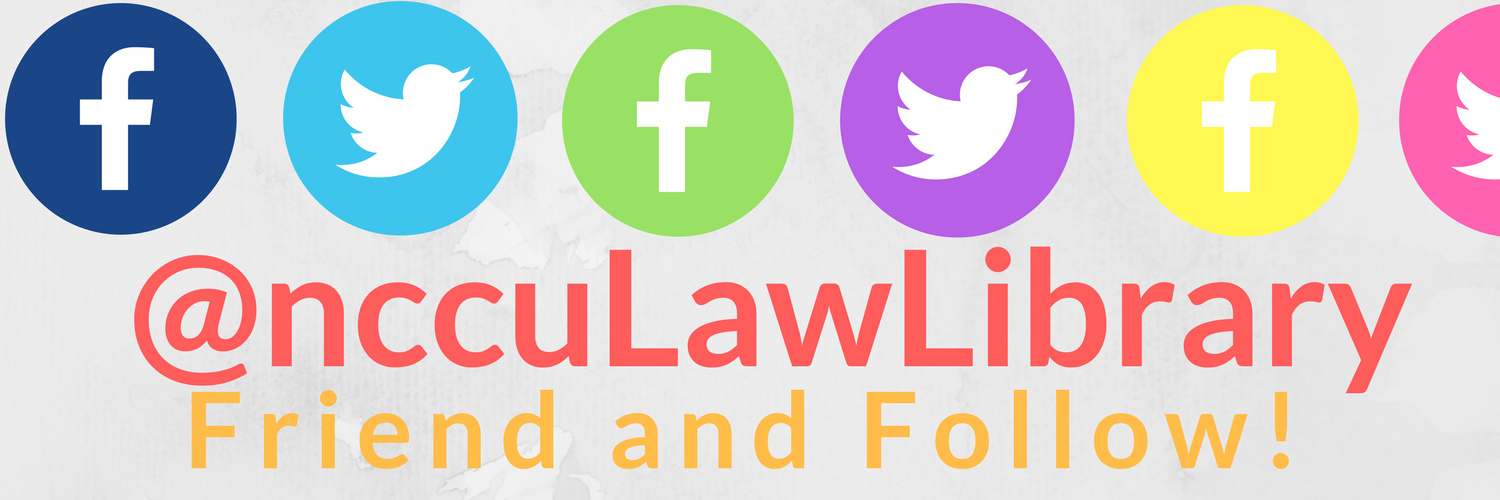 Click to go to the Law Library's Facebook page.