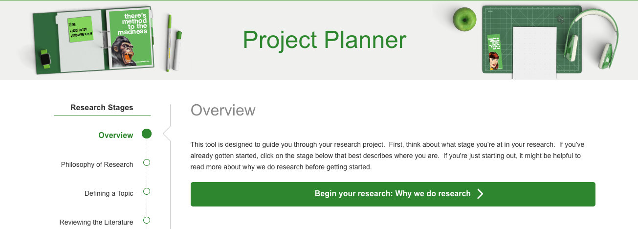 Sage Project Planner