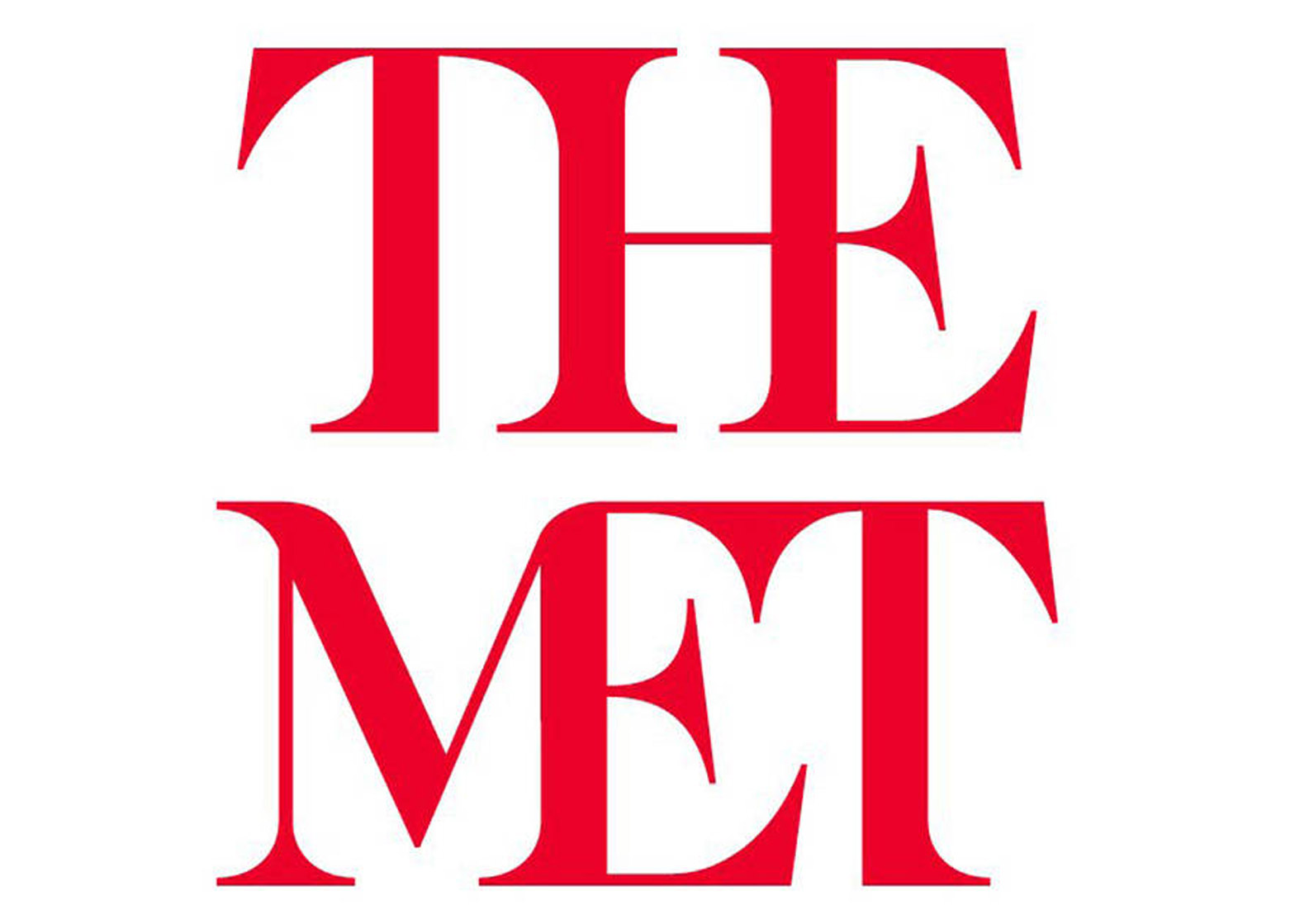 Logo for the Metropolitan Museum of Art