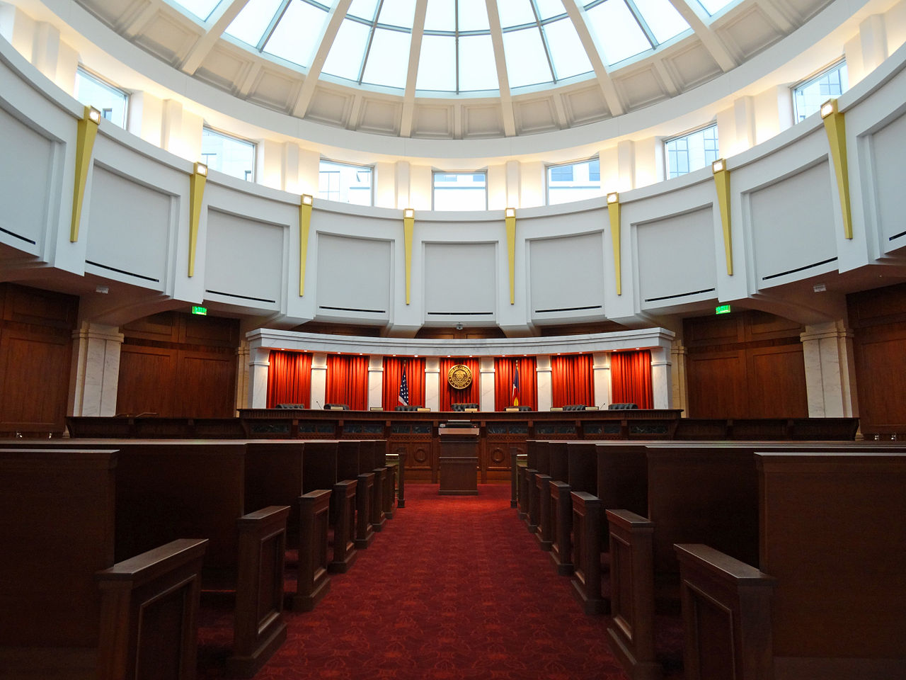 Colorado Courtroom