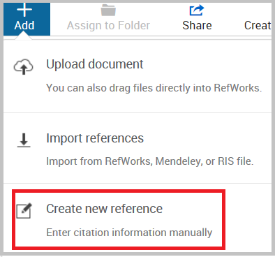 "alt=""screenshot of create new reference manually"""
