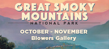 Illustrated Guide to Great Smoky Mountains National Park exhibit October - November