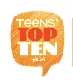 Photo of Teens' Top Ten List