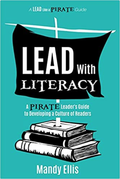 Photo of Lead with Literacy book cover