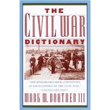 Picture of The Civil War dictionary