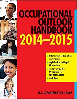 Cover for Occupational Outlook Handbook 2014-2015