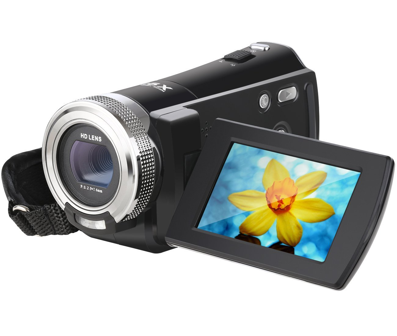 Image of digital video camera