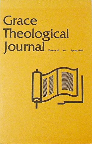 Image of Grace Theological Journal