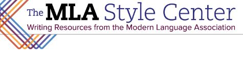 Image for MLA Style Center