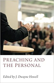 Cover image from Preaching and the Personal