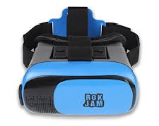 Image of Rok Jam VR glasses