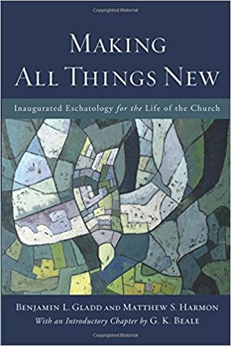 Cover image for Making All Things New