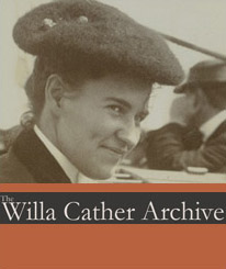 Image from Willa Cather Archive site
