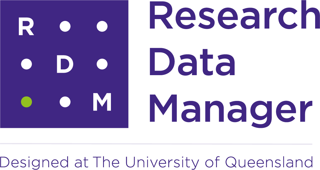 Logo of UQ Research Data Manager