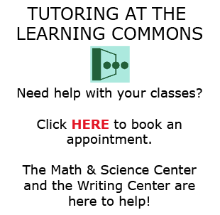 Tutoring in the Learning Commons