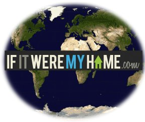 If It Were My Home logo and link