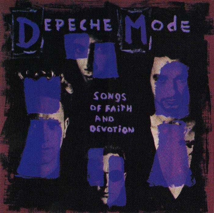 Depeche Mode sticker