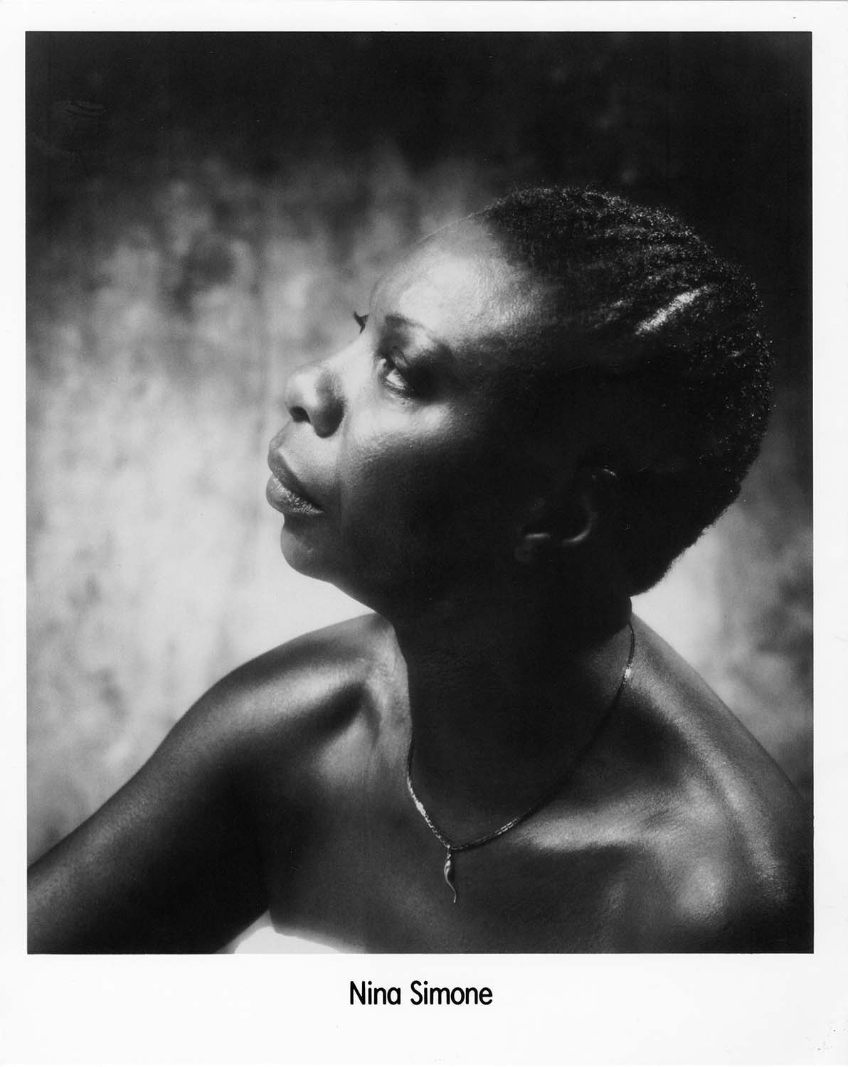 Promotional photo of Nina Simone