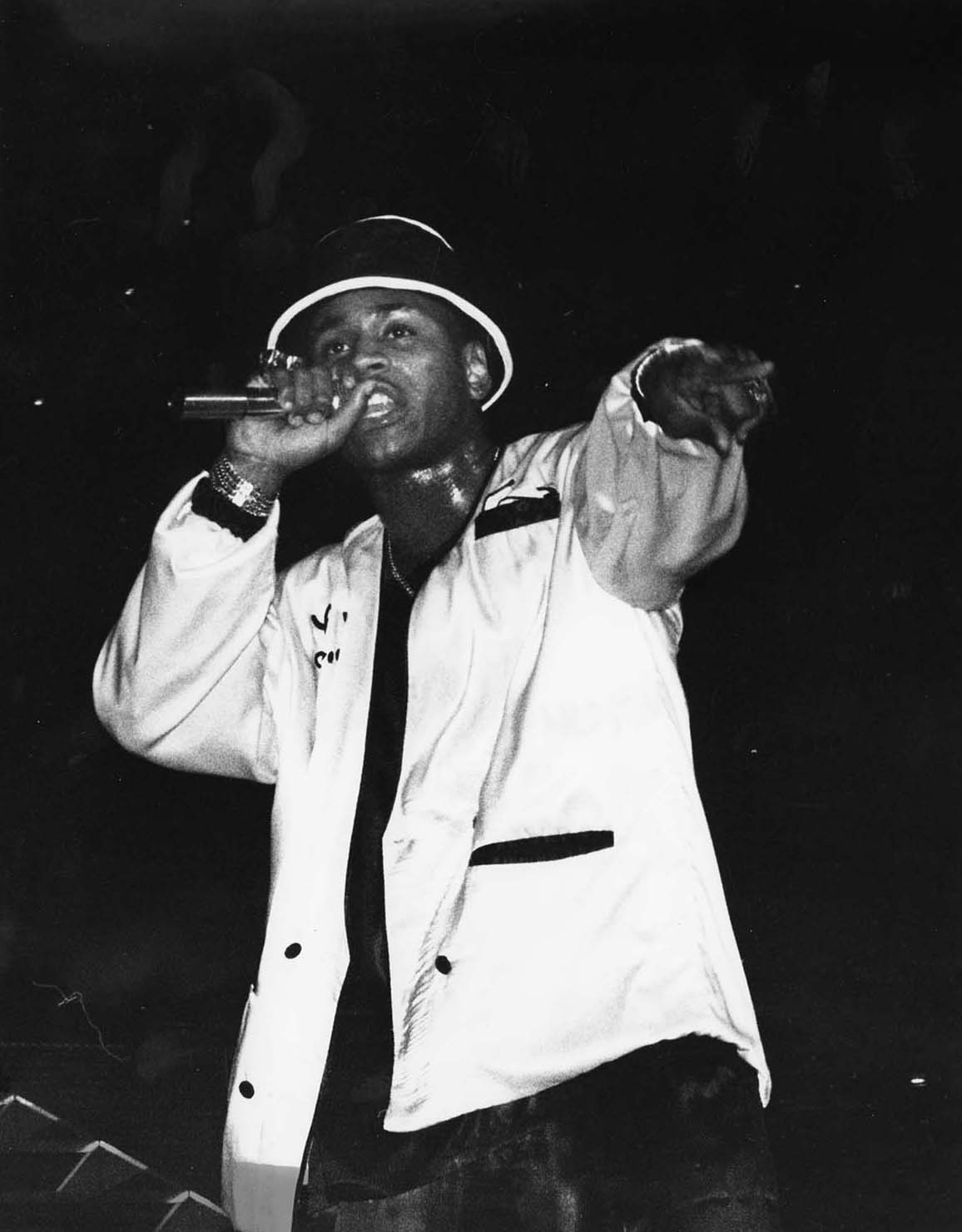 LL Cool J live photo