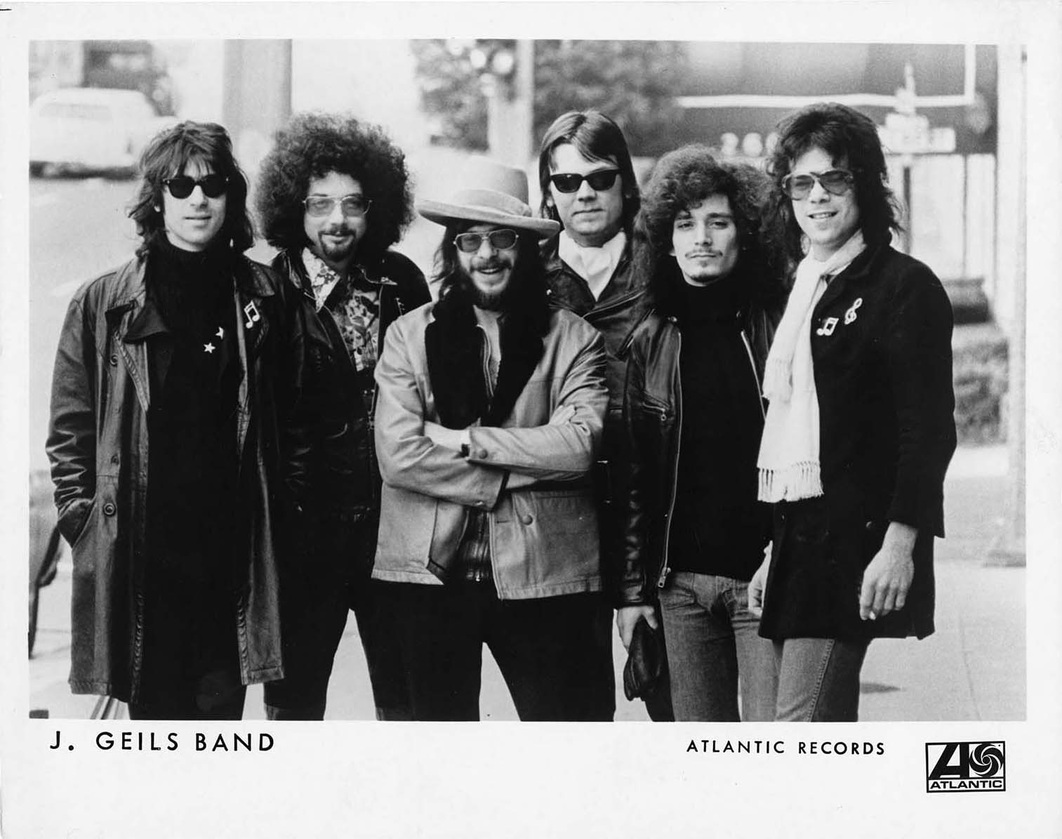 J. Geils Band promo photo