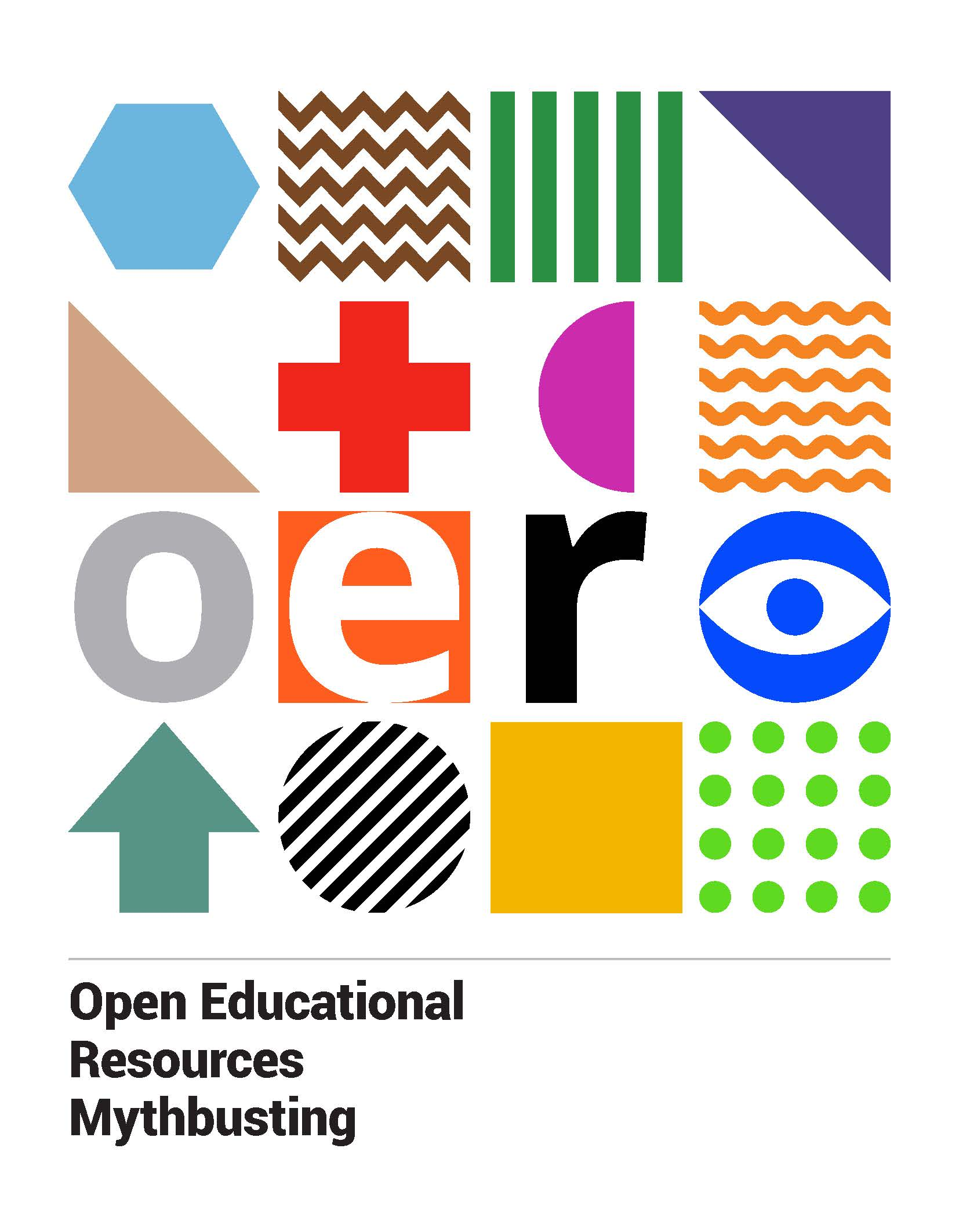 Open Educational Resources Mythbusting
