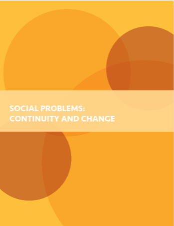 social problems textbook cover