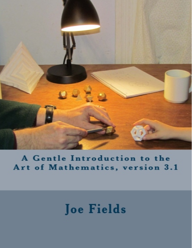 a gentle introduction to the art of mathematics textbook