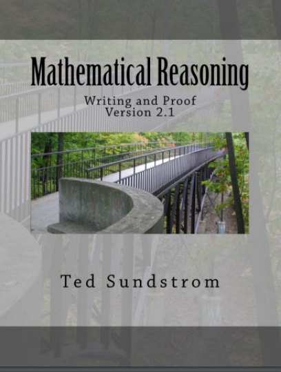 mathematical reasoning textbook