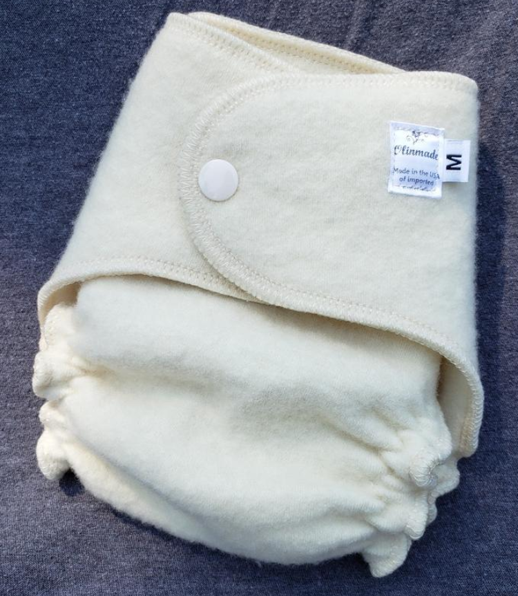 Organic cloth diapers